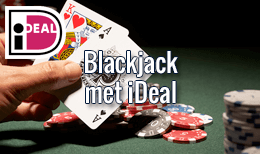 Blackjack met iDeal