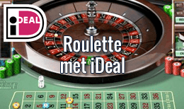 Roulette met iDeal